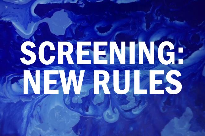 Profile Screening explains changes to screening consent
