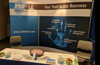 Profile Investigations at OIAA conference