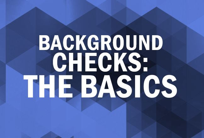 Background checks in Canada: Reviewing the basics - Profile