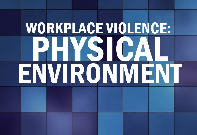 Violence in the workplace tips from Profile Group Inc.