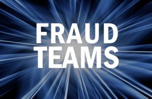 Organizational fraud teams