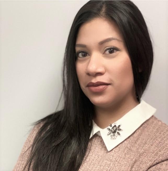 Sofia Zambrano, Manager, Screening Services