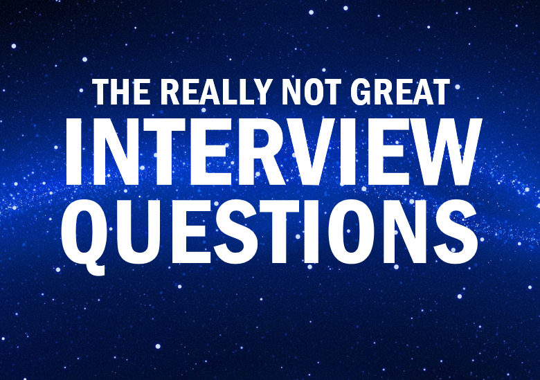 Bad interview questions by Profile Screening